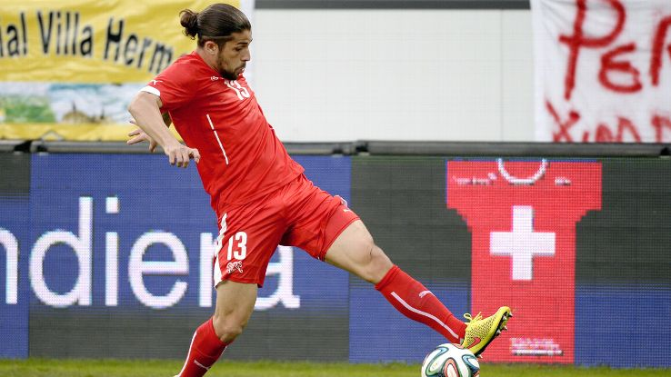 Ricardo Rodriguez's playmaking abilities could be a real boost for Switzerland.