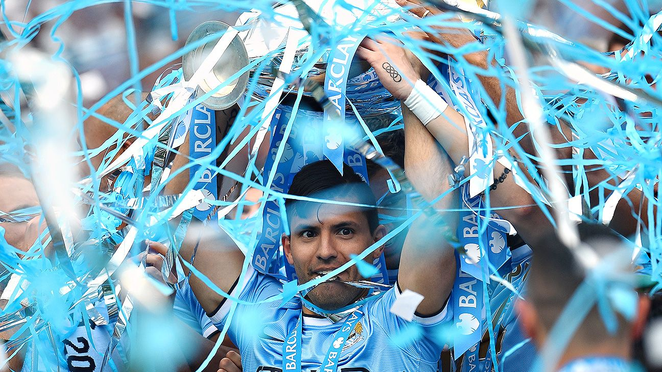 Despite never leading his club or country, Sergio Aguero has made vital contributions for both.