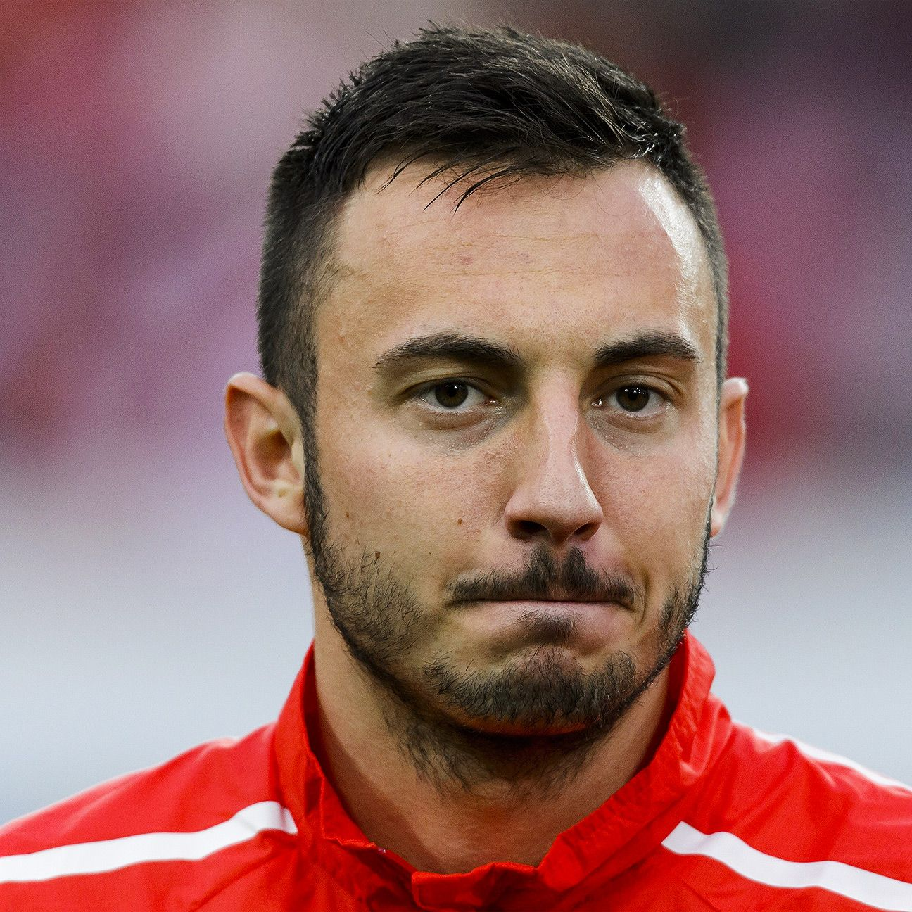Josip Drmic is a solid finisher who is set to anchor Bayer Leverkusen's forward line next season.
