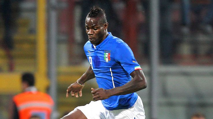 Mario Balotelli's habit of international goals will be needed for Italy to claim a fifth World Cup title.
