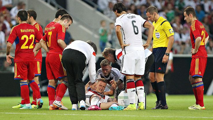 Marco Reus' injury opens the door for other German stars to feature in Brazil.