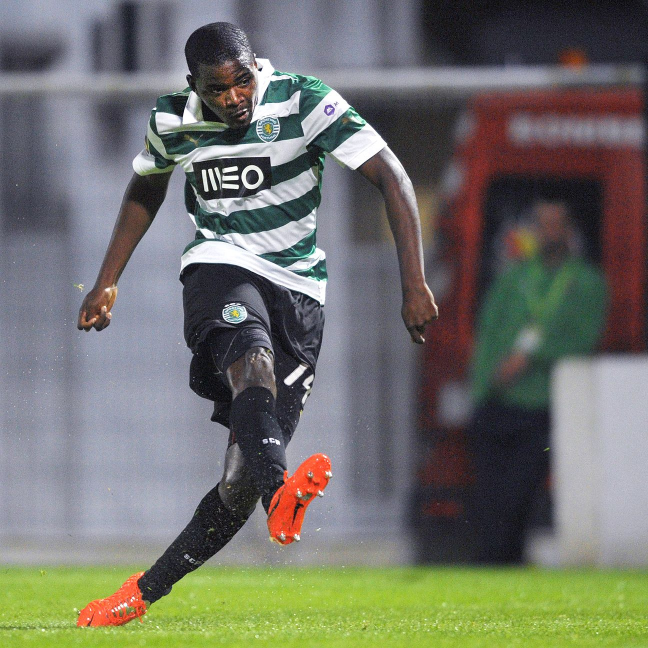 Carvalho's explosive season in Portugal has put him on various clubs' transfer radars.