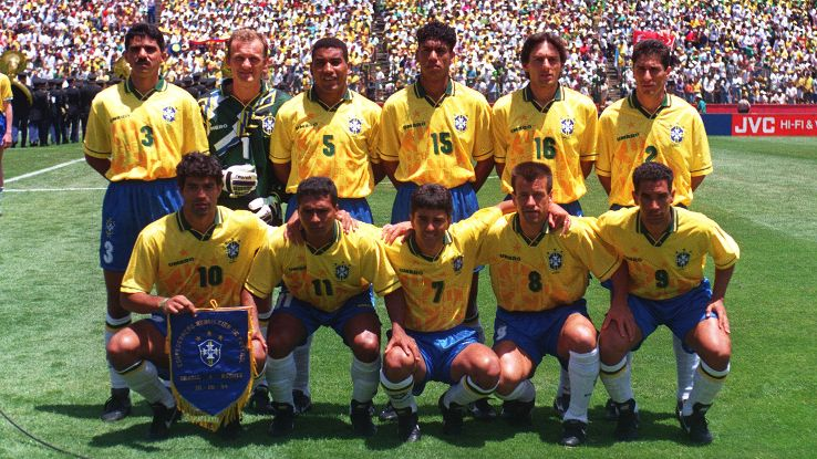 What Brazil lacked in style at USA 1994 they made up for in brawn -- and came home victorious as a result.