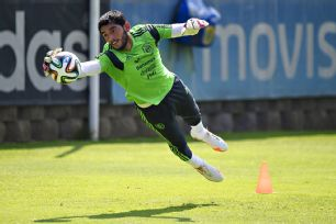 Jesus Corona's efforts in goal during Mexico's World Cup qualifying campaign helped El Tri avoid disaster.