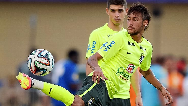 Neymar's trickery epitomizes what it means to be the star of the Selecao.