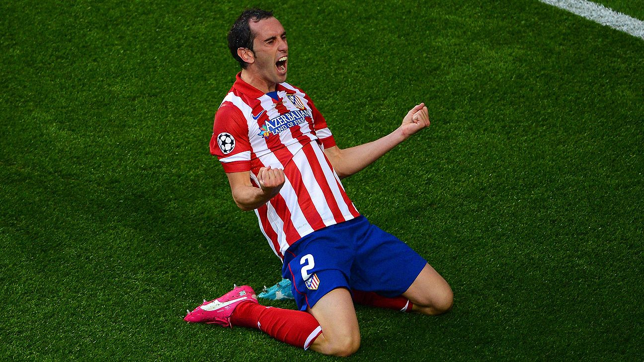 Diego Godin must continue his superb form for Atletico if Uruguay is to contend for top honors this summer.
