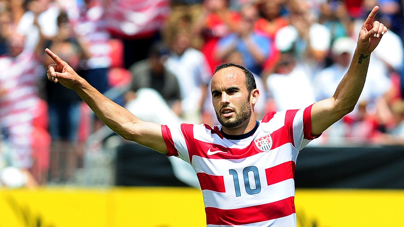 Even though Landon Donovan isn't going to the World Cup, he's still the most recognizable Yank to Brazilians.