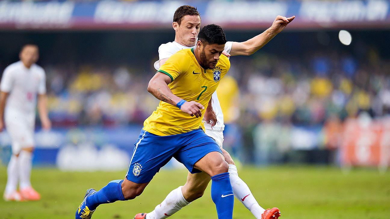 Hulk's direct, physical style of play should be a major asset for the Selecao against any opponent.