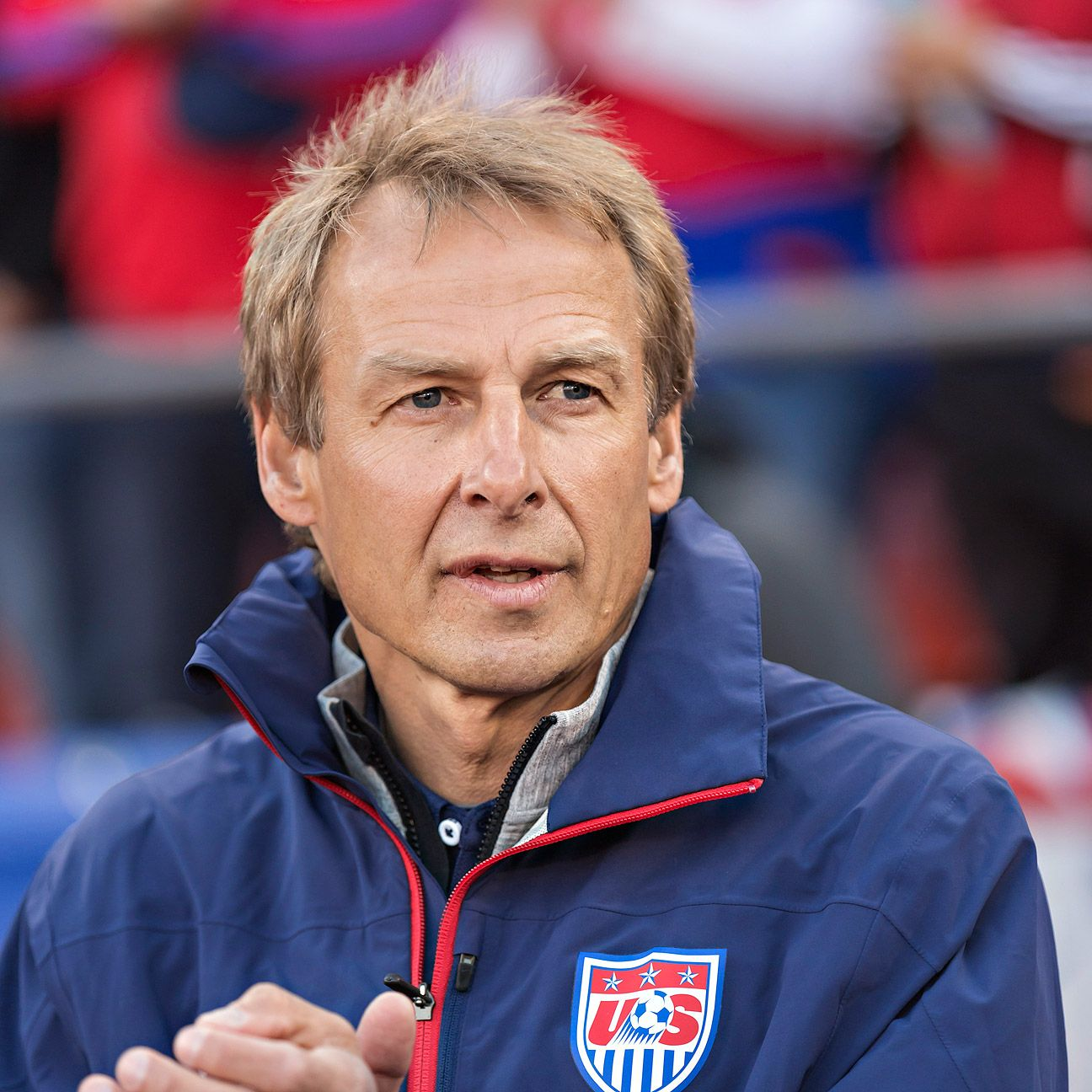 U.S. head coach Jurgen Klinsmann is confident that his team can advance to the knockout round.