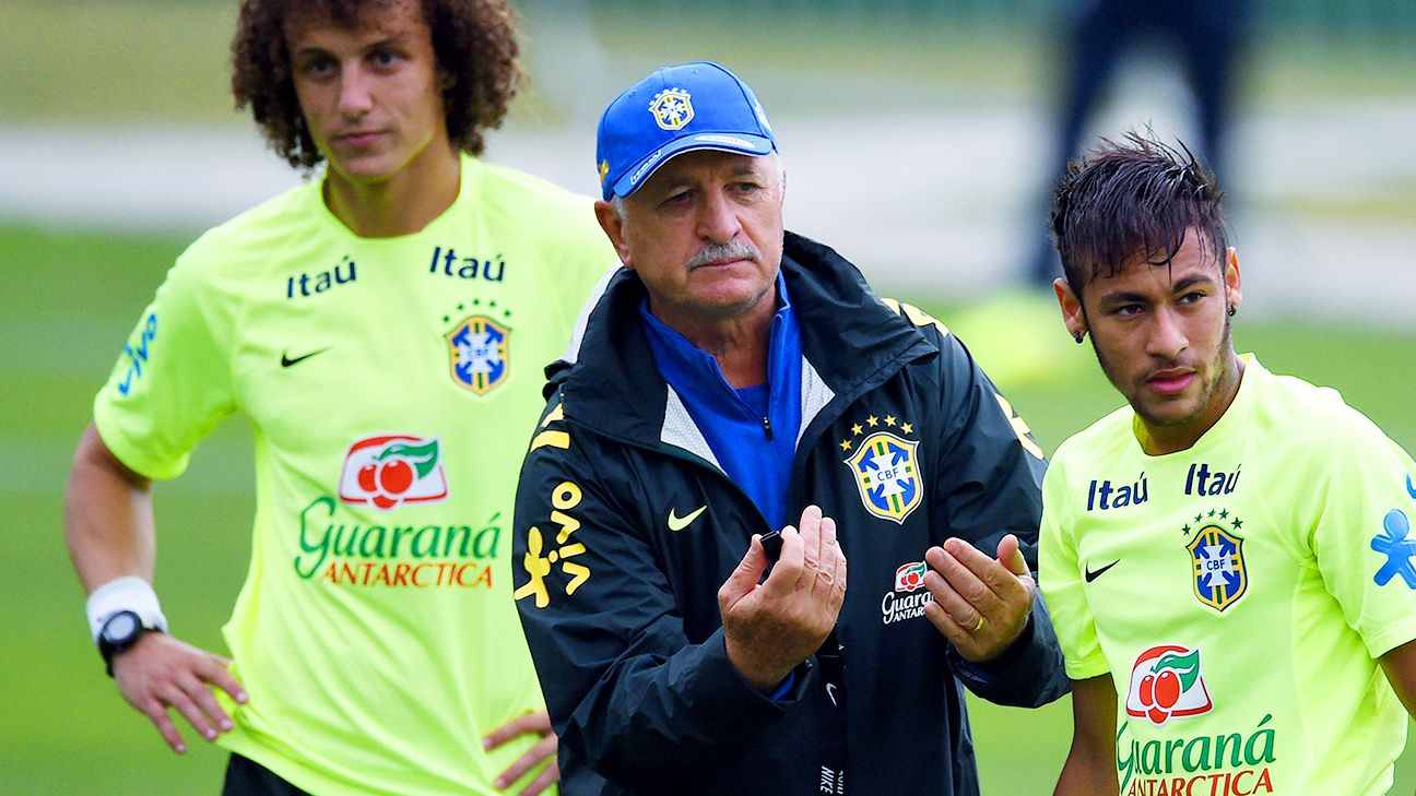 There's plenty of pressure on an out-of-sorts Luiz and attacking fulcrum Neymar this summer.