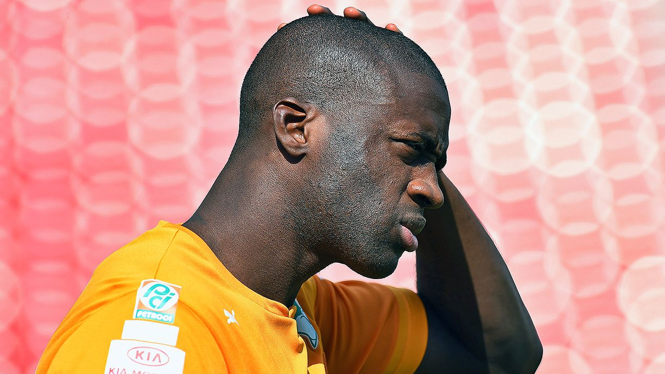 Yaya Toure has had a stellar season for Man City and now must fire for Ivory Coast.