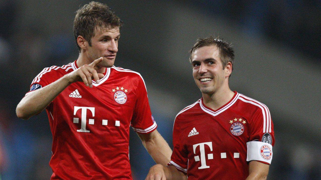 Thomas Mueller was in top form in 2010 and now the Bayern Munich star will lead the line for Germany.