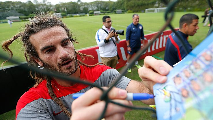 Kyle Beckerman's composure makes him the perfect fit for Klinsmann's ideal U.S. midfield vs. Ghana.