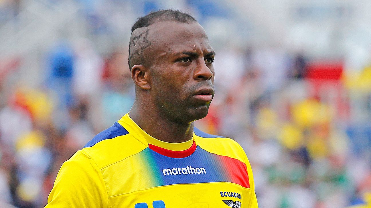Christian Benitez passed away last July, but his spirit is still felt within Ecuador's World Cup team.
