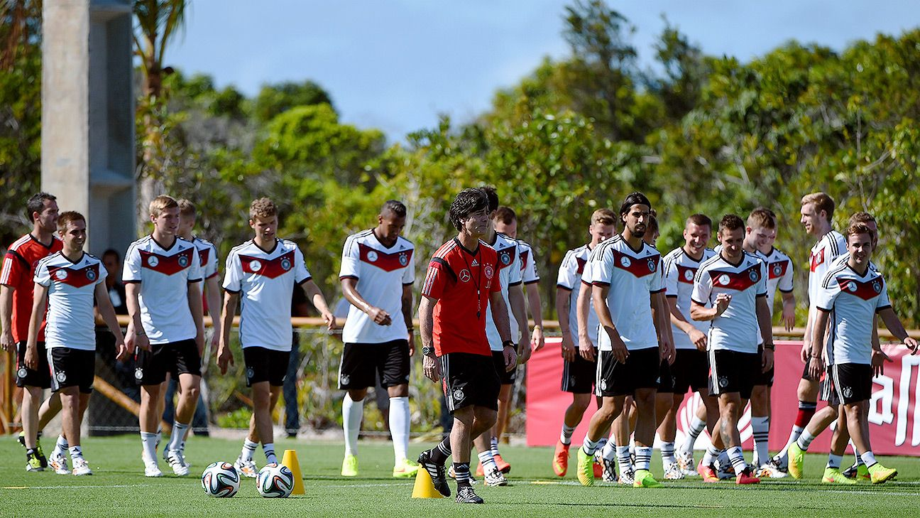 With clarity about who's playing against Portugal, Germany can start to get excited and optimistic for the World Cup.
