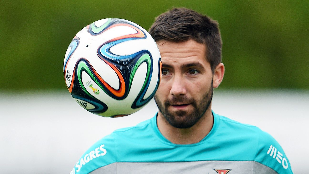 The U.S. will need to disrupt the distribution of Joao Moutinho.