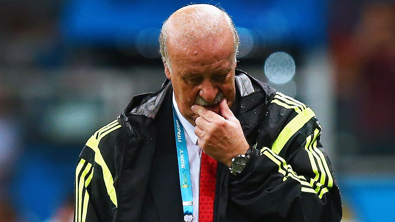 Del Bosque has a host of options but little leeway to get it right vs. Chile.