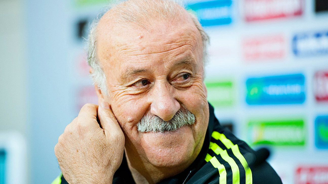 Vicente del Bosque has selected 18 of the same 23 who won Euro 2012.