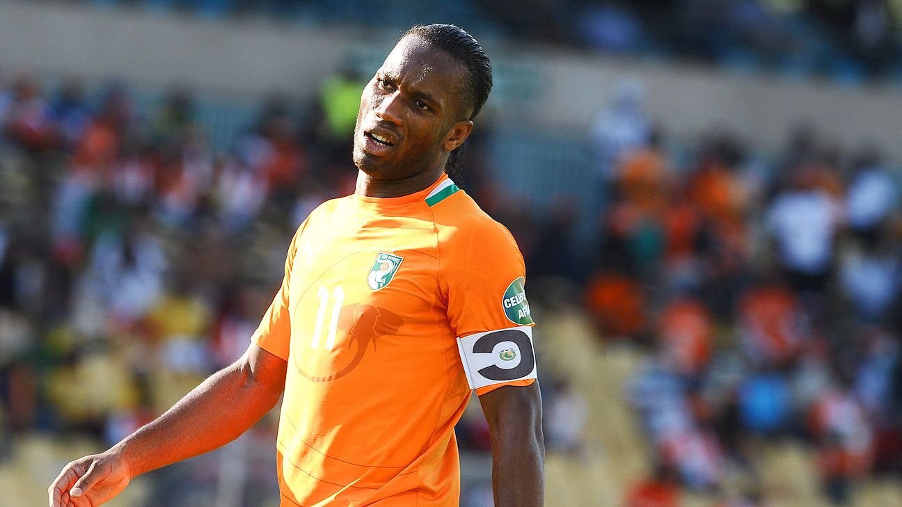 Didier Drogba's time with the Ivory Coast is in danger of being defined as wasted potential.