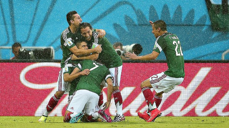 On a day of few chances thanks to the referee's discretion, El Tri managed to sneak a deserved win.