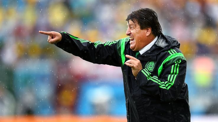 Miguel Herrera has Mexico pointed in the right direction.