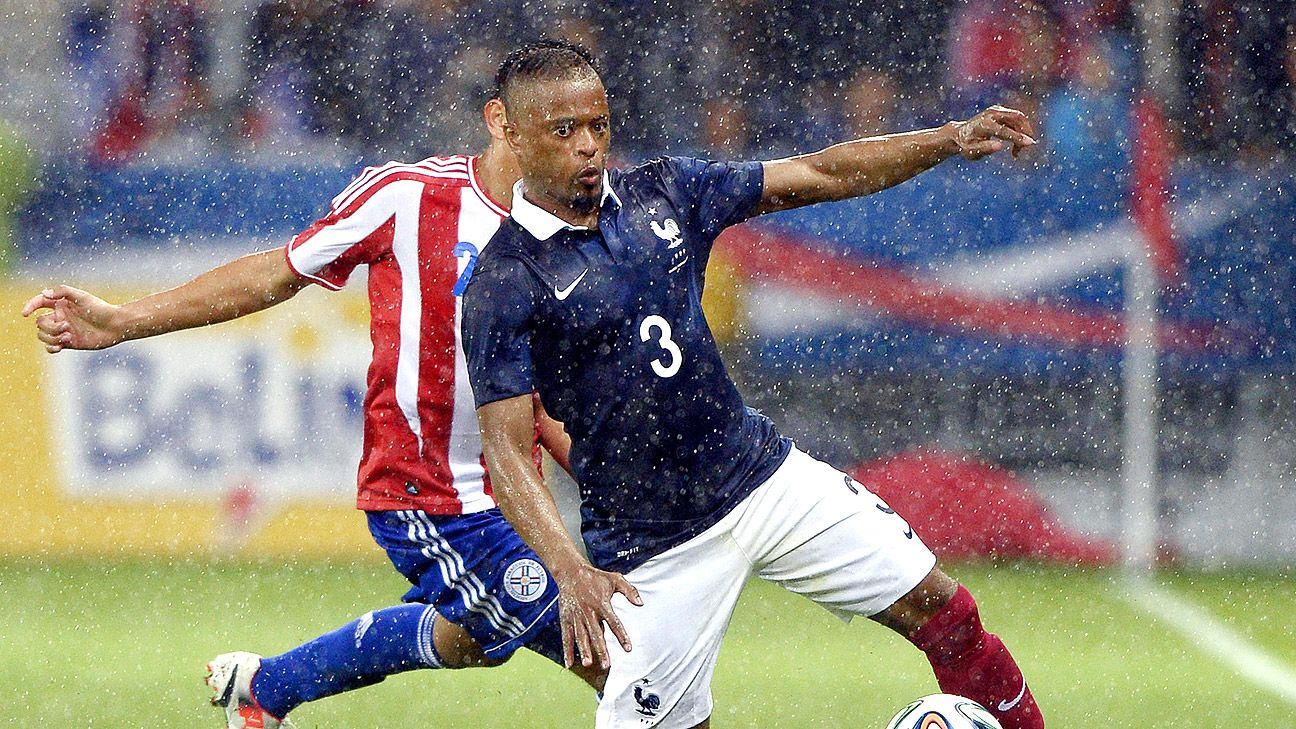Patrice Evra enters the 2014 World Cup with a chance, not a guarantee, of redemption.