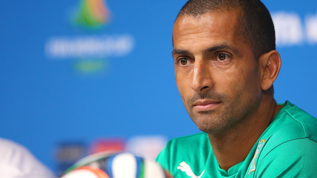 Sabri Lamouchi is the man tasked with fulfilling the Elephants' potential in Brazil this summer.