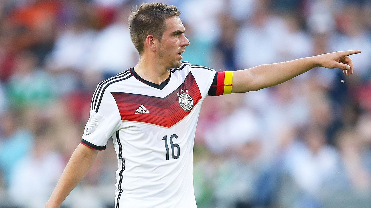 Philipp Lahm retires from international football after World Cup