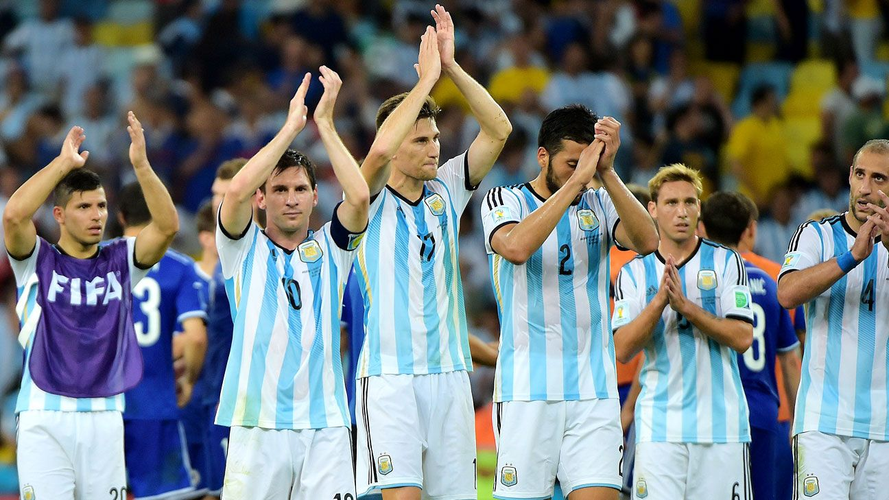 Argentina kicked off their 2014 World Cup campaign with three points versus Bosnia-Herzegovina.