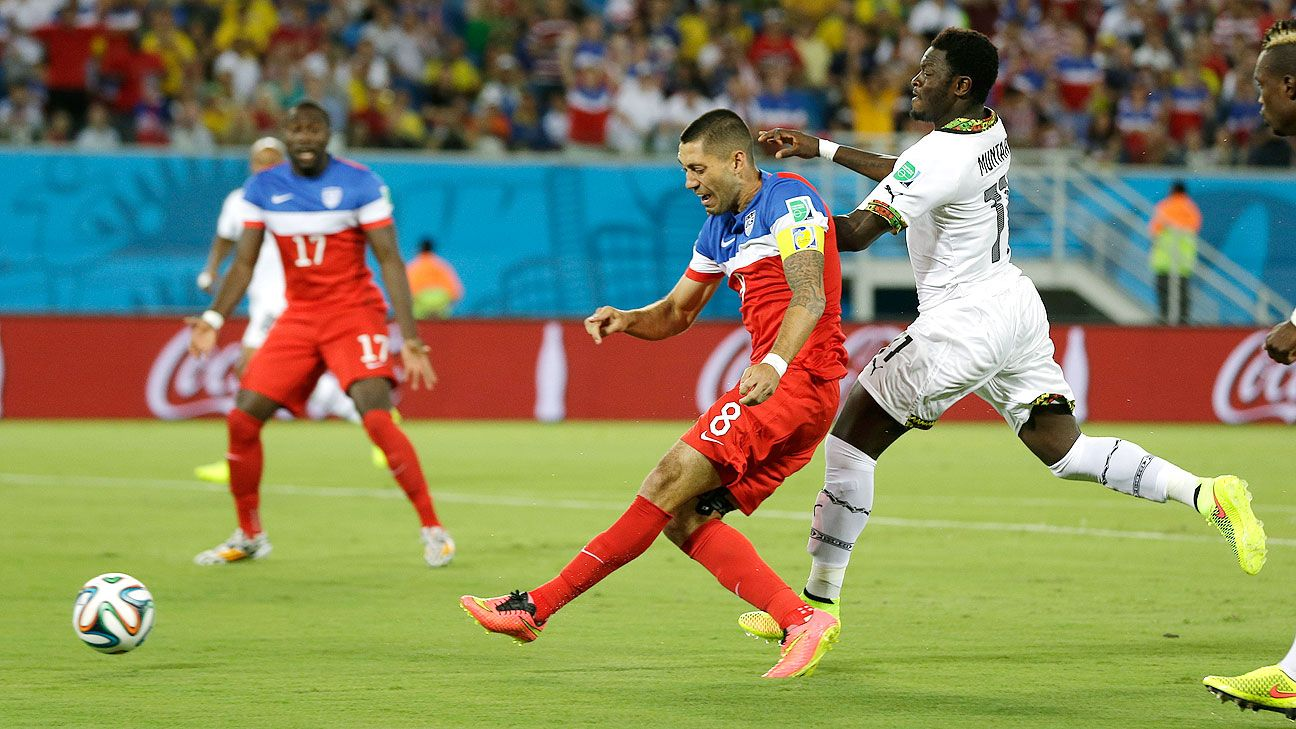 Dempsey's early, early goal set the U.S. on the way to what would be a historic victory.