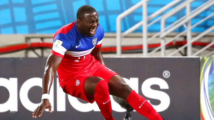 Jozy Altidore's injury robs the U.S. of their best option up front, a legitimate cause for concern.