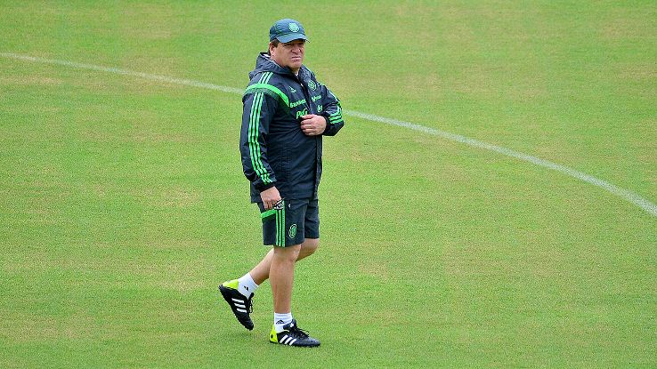 Mexico coach Miguel Herrera's confident off-field persona has inspired belief among fans of El Tri.