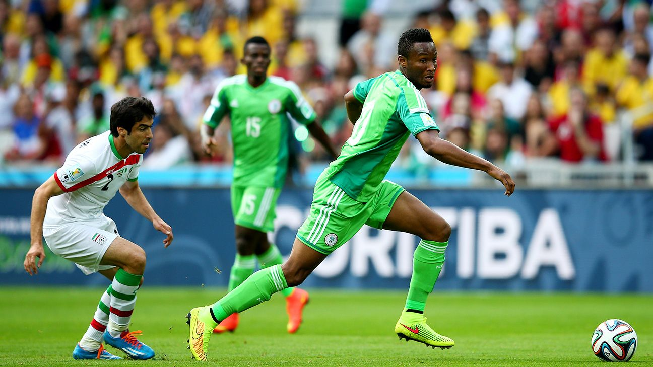 Nigeria captain John Mikel Obi has recovered just in time from a long injury layoff to lead the Super Eagles against Cameroon's Indomitable Lions.