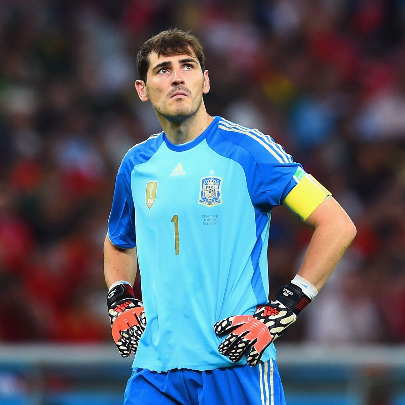 Of all the goalkeepers expected to excel in Brazil, Iker Casillas is the one whose disappointed most.