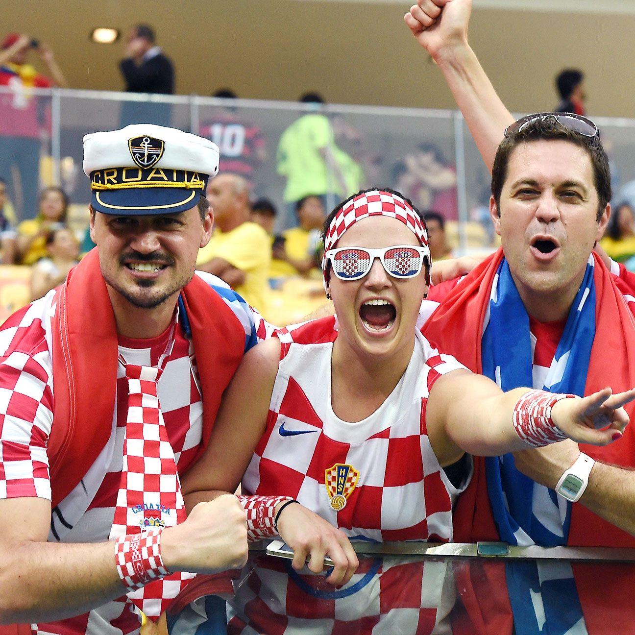Croatia FA denies leaders involvement in World Cup final ticket touting