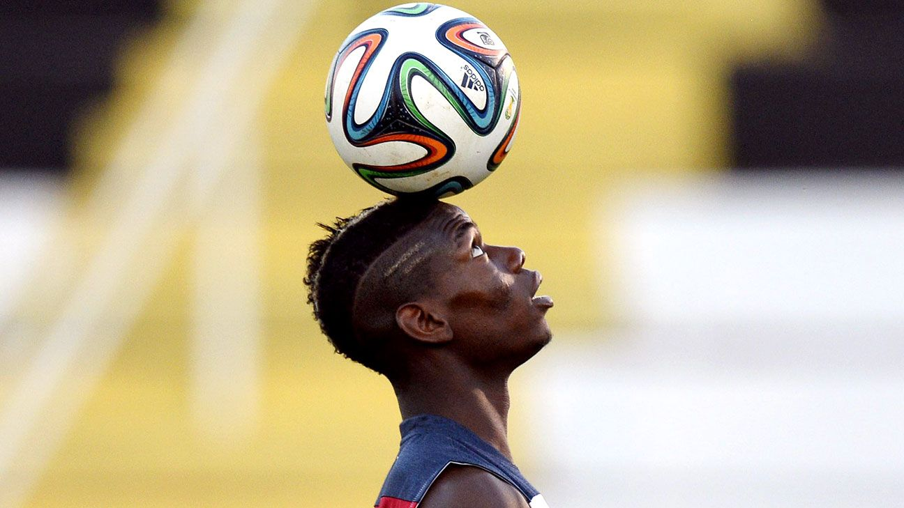 At only 21, the sky's the limit for Paul Pogba.