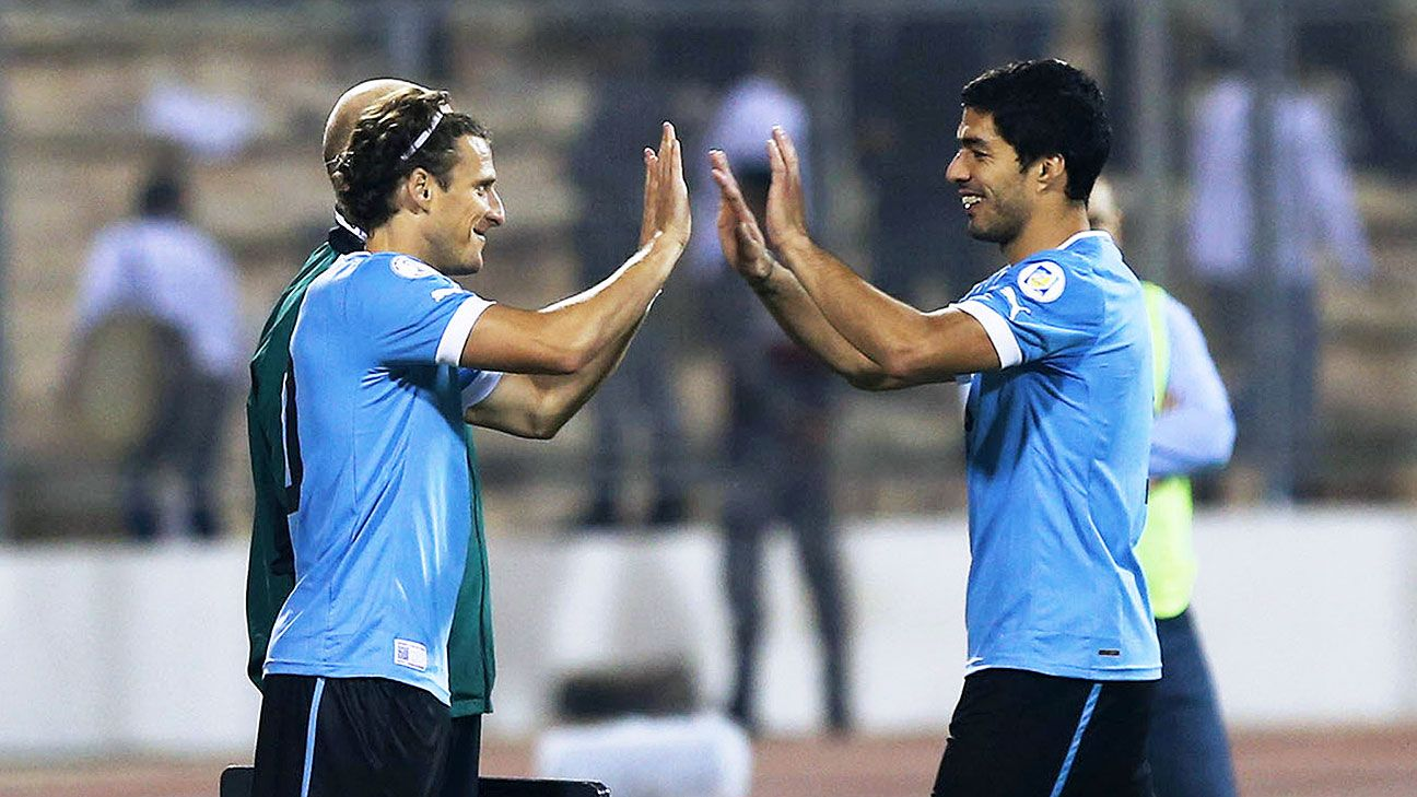 Diego Forlan on Copa America glory Uruguay Luis Suarez and