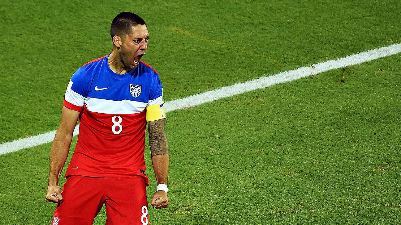 Clint Dempsey will bear even more of the United States' attacking burden with the loss of Jozy Altidore.