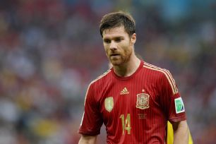 Xabi Alonso did not mince any words when reflecting on Spain's elimination from the World Cup.