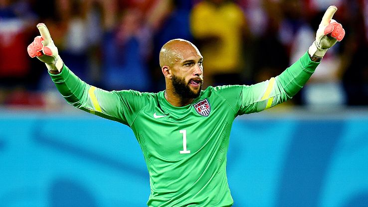 Tim Howard is more than capable of handling Portugal and helping the U.S. into the round of 16.