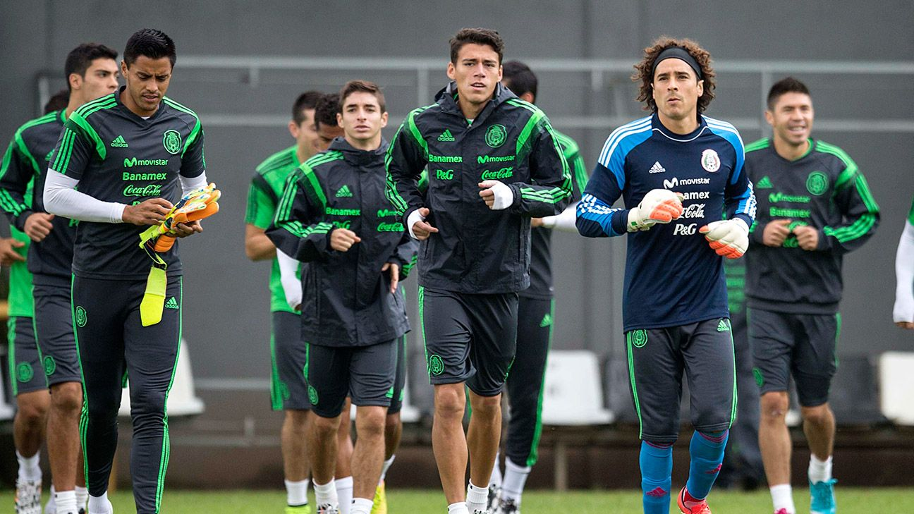 Either a win or a draw on Monday versus Croatia will send Mexico through to the second round.