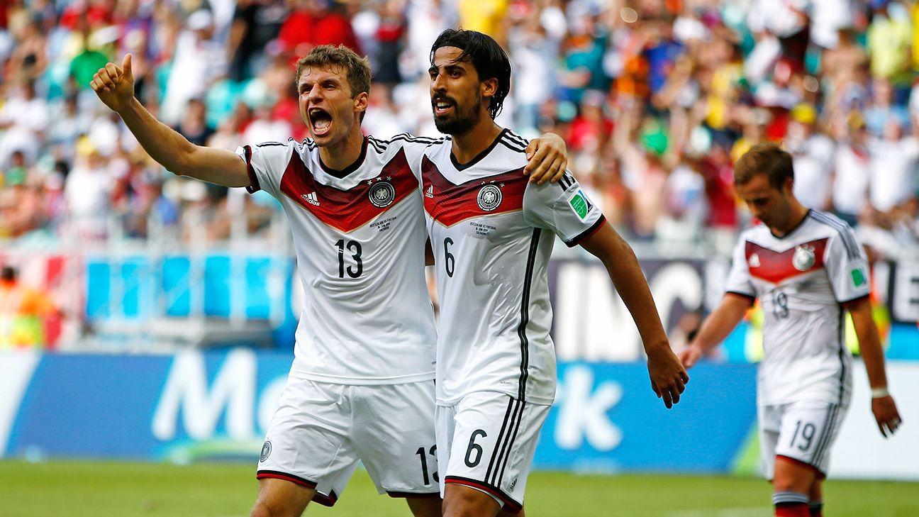 A 4-0 win versus Portugal built up German confidence, but it doesn't mean anything if the Germans fail versus Ghana.