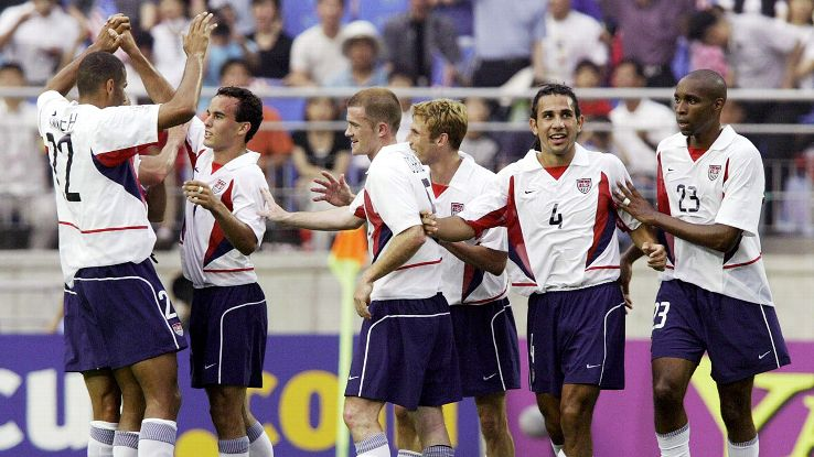 The spirit that drove the U.S. to stun Portugal in 2002 can serve as a motivator in 2014.