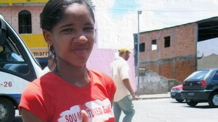 Lais is the role model in Sao Marcos; her soccer journey has taken her to a scholarship in the United States.