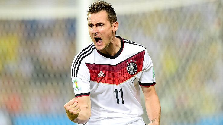 Klose Makes History
