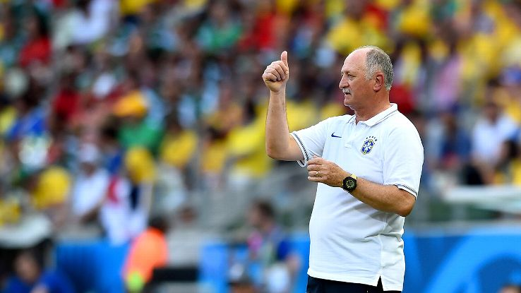 Luiz Felipe Scolari is notable for largely failing as a club manager but finding success at the international level.