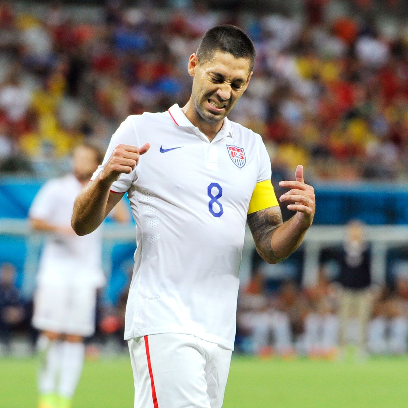 Clint Dempsey showed superhuman resolve vs. Portugal but it still wasn't enough.