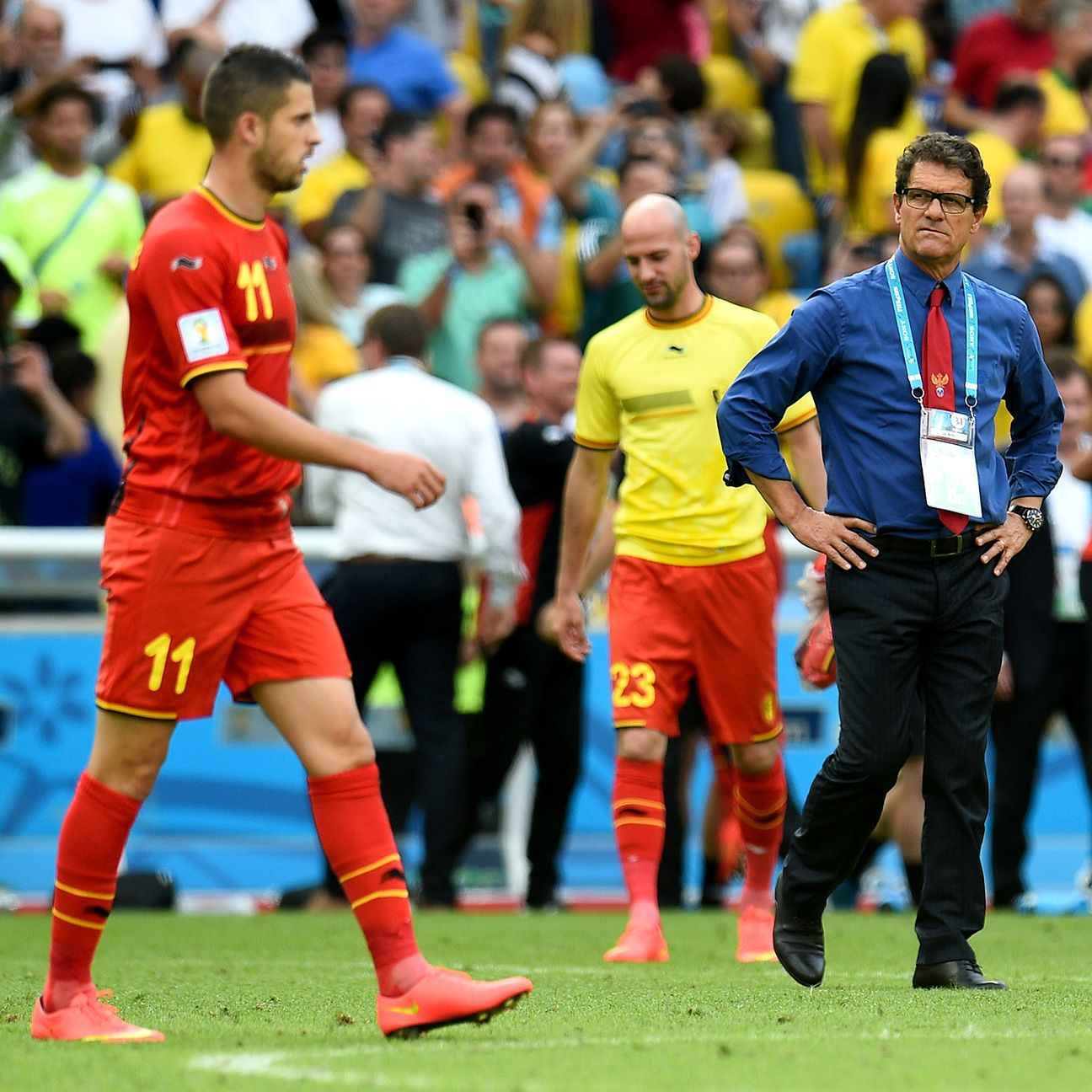 Fabio Capello's needlessly defensive tactics have put Russia in grave danger of an early World Cup exit.