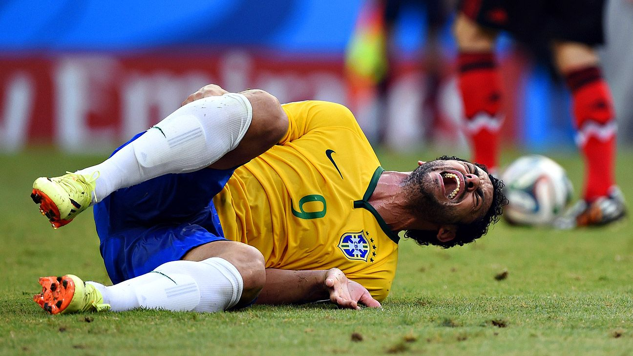 Fred's inefficiencies make him a prime candidate to sit out Brazil's third group game.