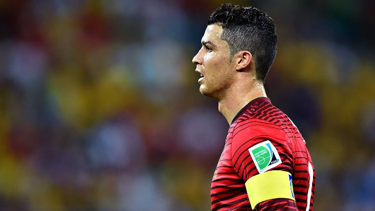 Cristiano Ronaldo had a poor game but one moment in the 95th minute was all he needed.